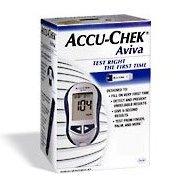 Aviva ACCU-CHEK Blood Sugar Monitor